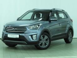 Hyundai Creta 2016 г. (серый)