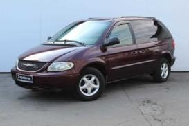 Chrysler Voyager 2003 г. (фиолетовый)