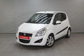 Suzuki Splash 2013 г. (белый)