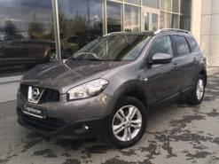 Nissan Qashqai+2, I 2012 г. (серый)
