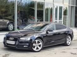 Audi A5 2013 г. (черный)