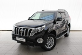 Toyota Land Cruiser Prado 2015 г. (черный)