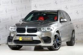 BMW X5 M 2018 г. (серый)