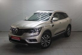 Renault Koleos 2018 г. (бежевый)
