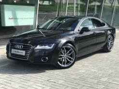 Audi A7 Sportback 2011 г. (черный)