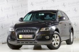 Audi Q5 2013 г. (черный)