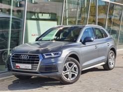 Audi Q5 2018 г. (серый)