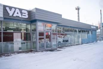 Волга-Раст UAZ