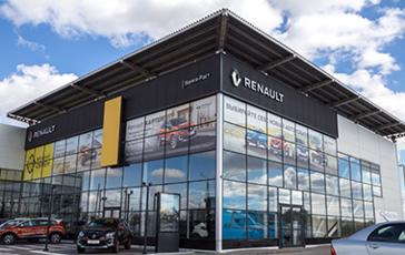 Волга-Раст Renault