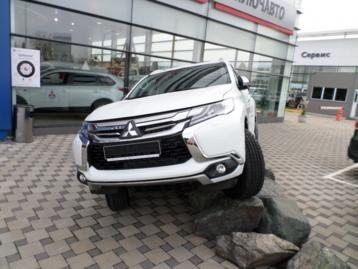 Mitsubishi PAJERO SPORT NEW 3.0 AT (209 л.с.) 4WD Instyle
