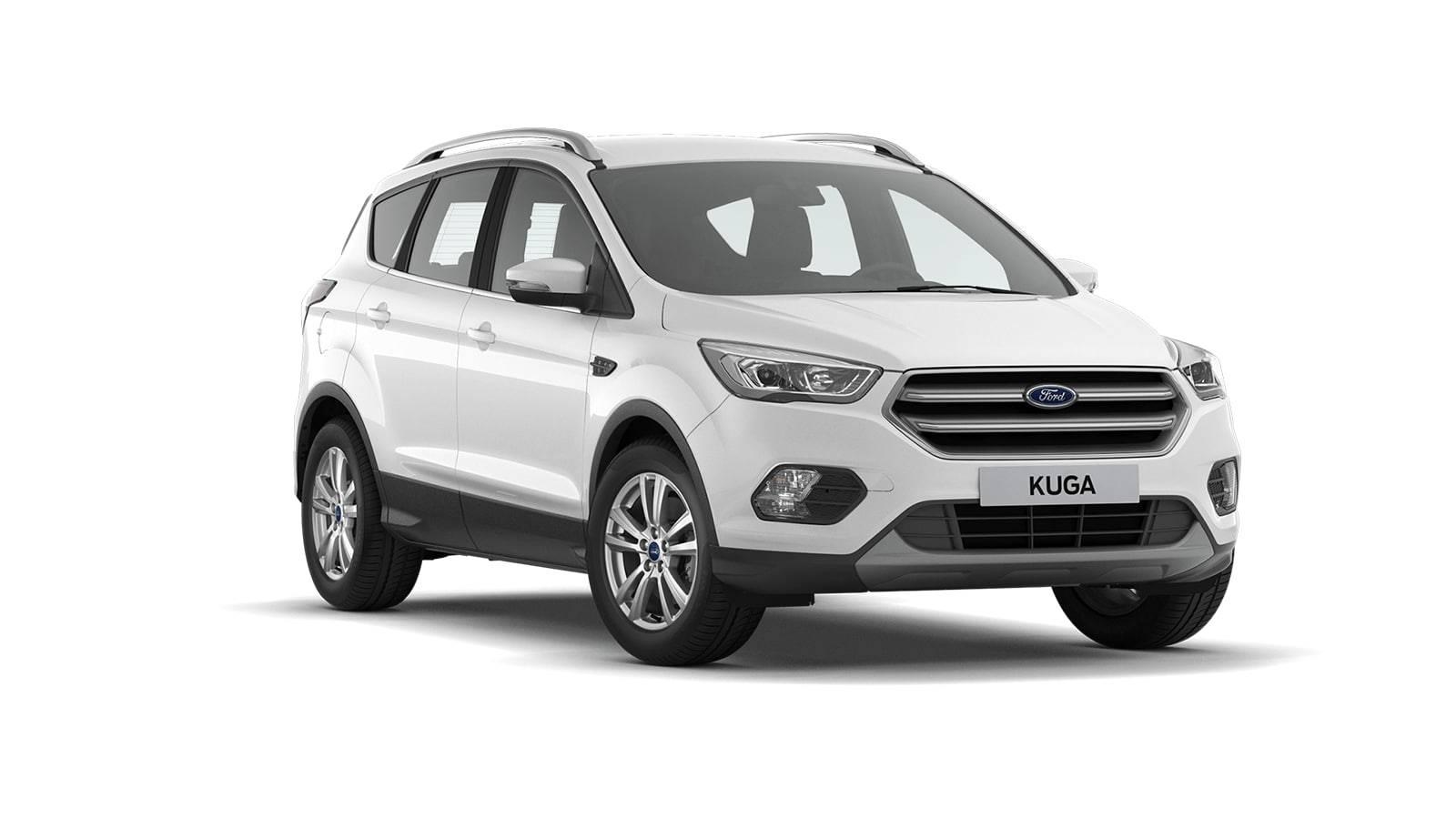 FORD KUGA 1.5 6-АКП (150 Л.С.) AWD Trend Plus