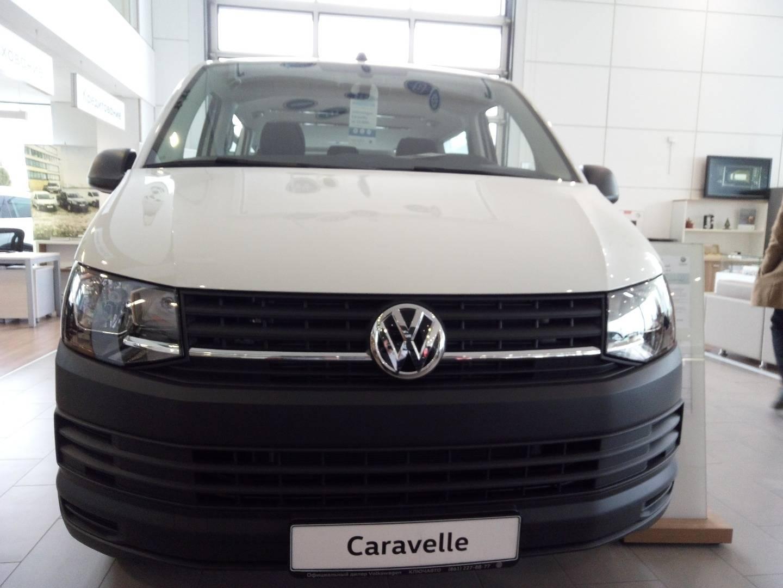 Volkswagen Caravelle 2.0 TDI (75кВт), ручн.-5 Trendline Короткая база