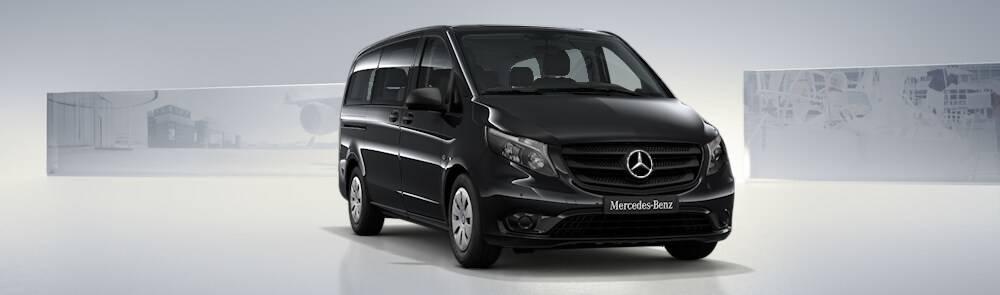 Mercedes-Benz Vito 119 BLUETEC EL Tourer Special Edition - микроавтобус 119 CDI Storm 4x4