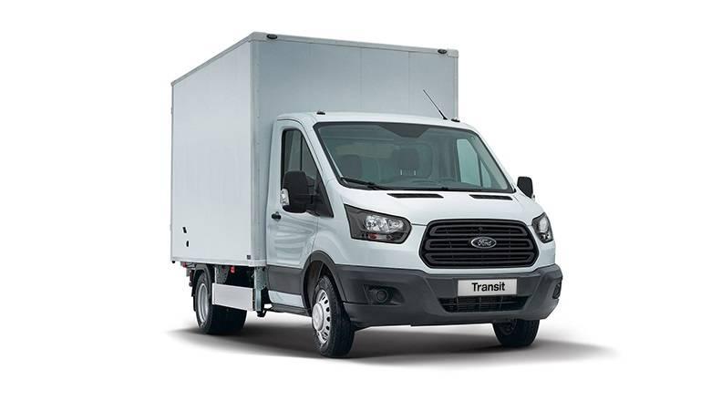 FORD TRANSIT 2.2 TDCI MT (155 л.с.) Промтоварный фургон L4 Промтоварный фургон (350 L4)