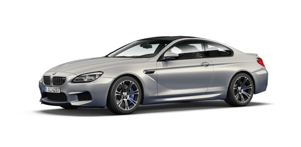 BMW M6 Купе [[activeColor.Title]]