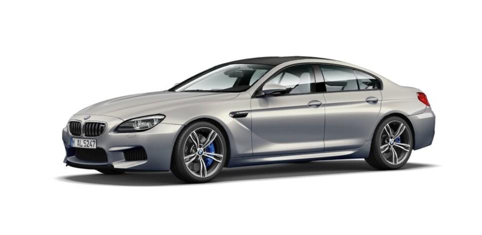 BMW M6 Гран Купе  [[activeColor.Title]]