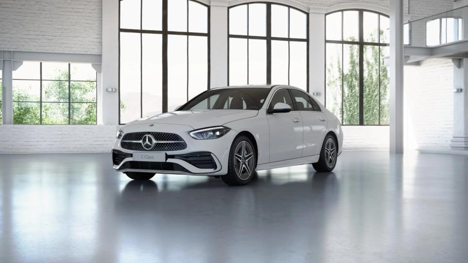 Mercedes-Benz C-Класс Седан [[activeColor.Title]]