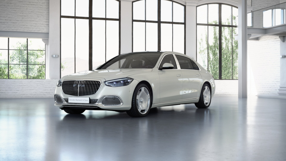 Mercedes-Benz S-Класс Maybach Седан [[activeColor.Title]]