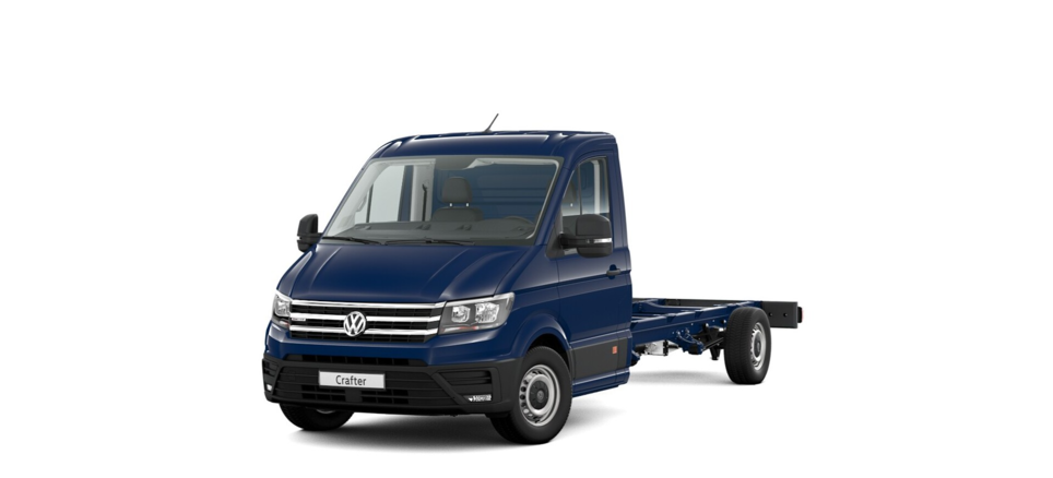 Volkswagen Crafter Шасси [[activeColor.Title]]