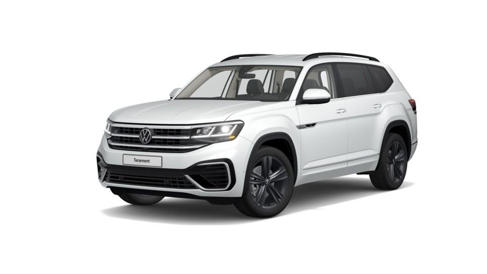 Volkswagen Teramont Внедорожник [[activeColor.Title]]