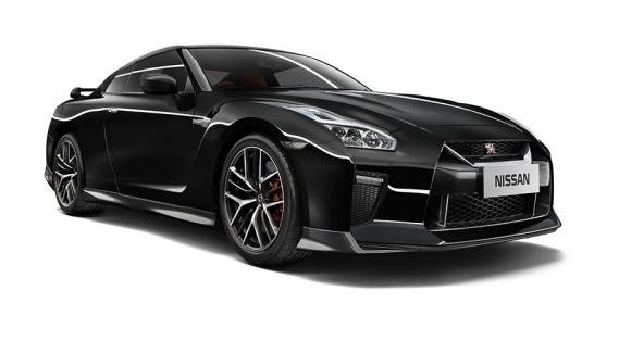 Nissan GT-R Купе [[activeColor.Title]]