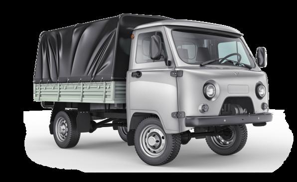 УАЗ Классические грузовые Однорядная кабина [[activeColor.Title]]