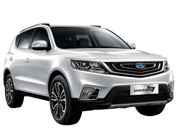 Geely Emgrand X7 Кроссовер [[activeColor.Title]]