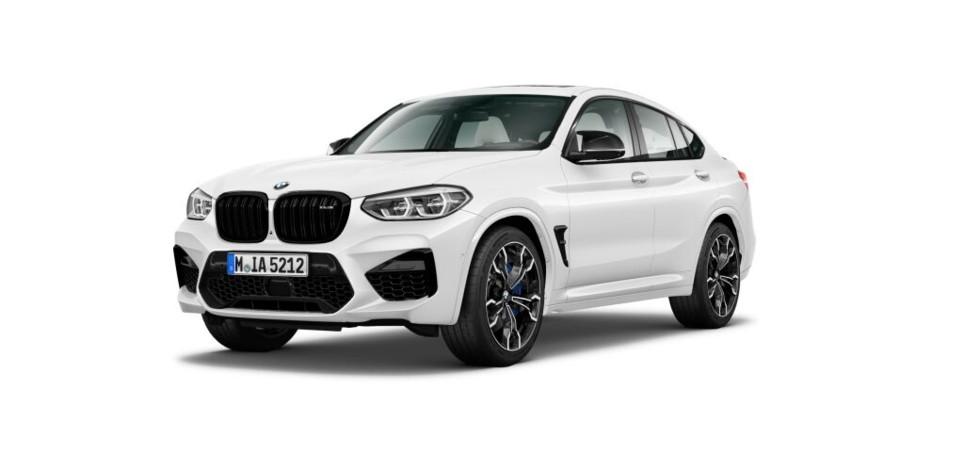 BMW X4 M Внедорожник [[activeColor.Title]]