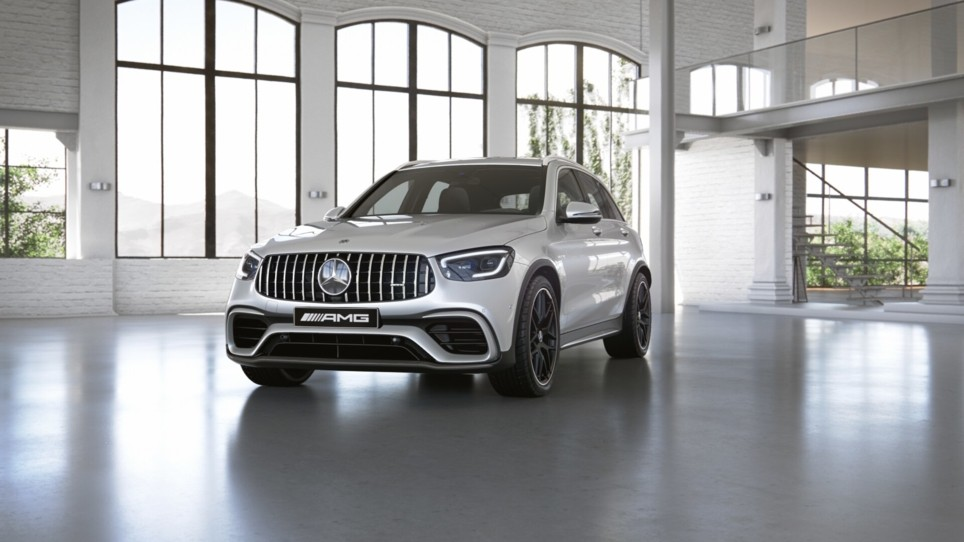 Mercedes-Benz GLC Внедорожник [[activeColor.Title]]