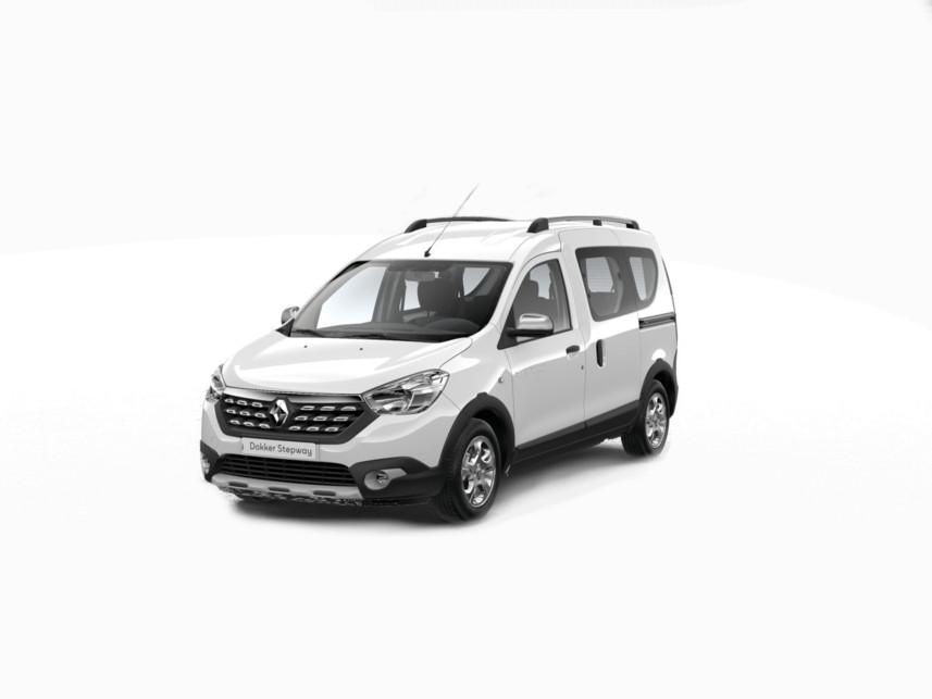 Renault Dokker Stepway Компактвэн [[activeColor.Title]]