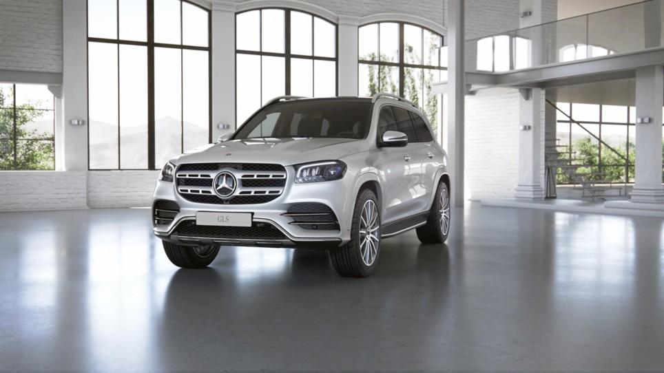 Mercedes-Benz GLS Внедорожник [[activeColor.Title]]