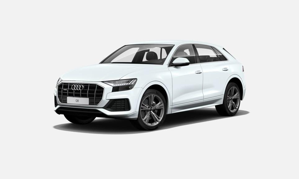 Audi Q8 Кроссовер [[activeColor.Title]]