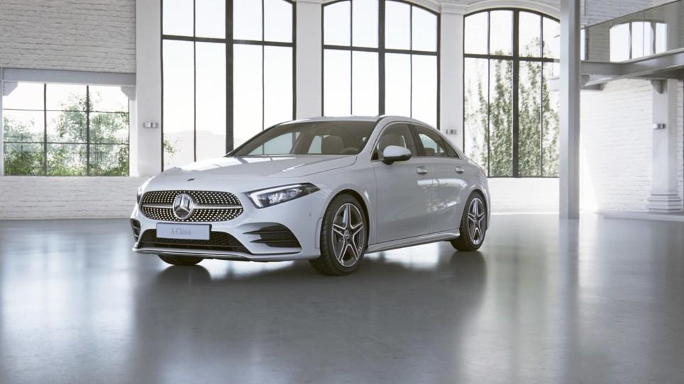 Mercedes-Benz A-Класс Седан [[activeColor.Title]]