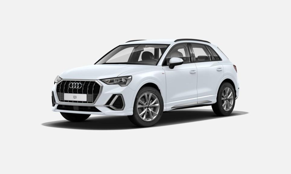 Audi Q3 Внедорожник [[activeColor.Title]]