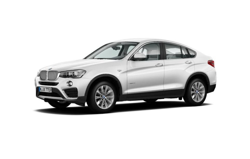 BMW X4 Кроссовер [[activeColor.Title]]