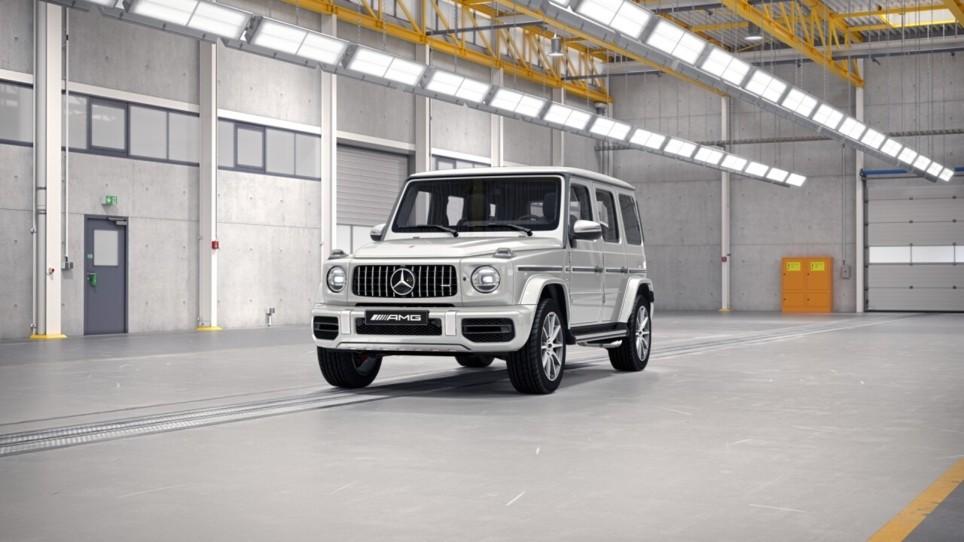Mercedes-Benz G-Класс Внедорожник [[activeColor.Title]]
