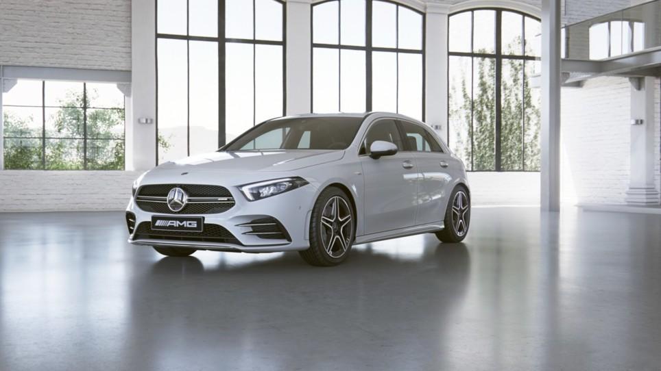 Mercedes-Benz A-Класс Хэтчбэк [[activeColor.Title]]