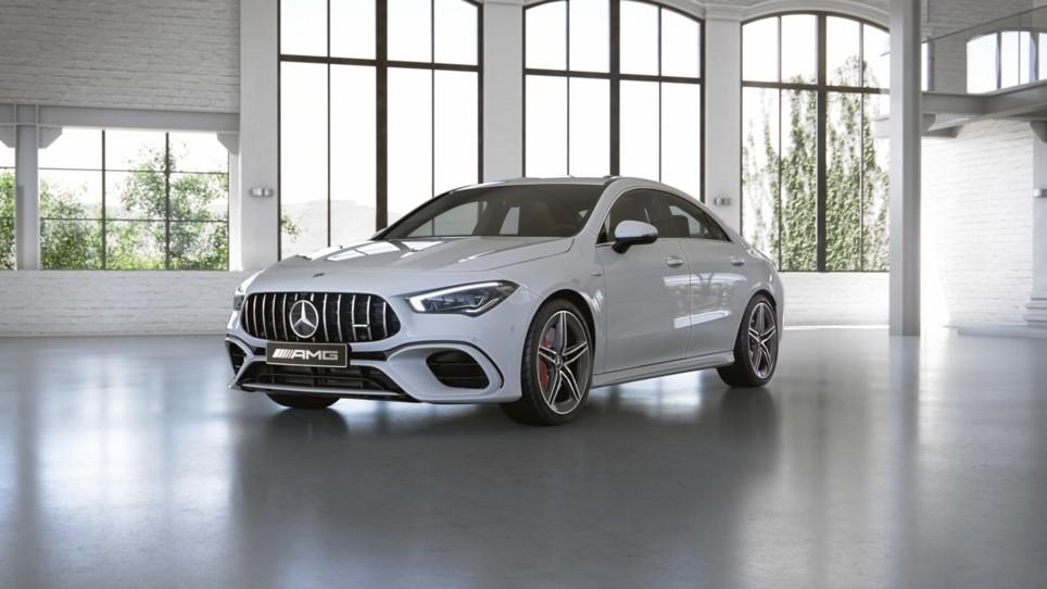 Mercedes-Benz CLA Купе [[activeColor.Title]]