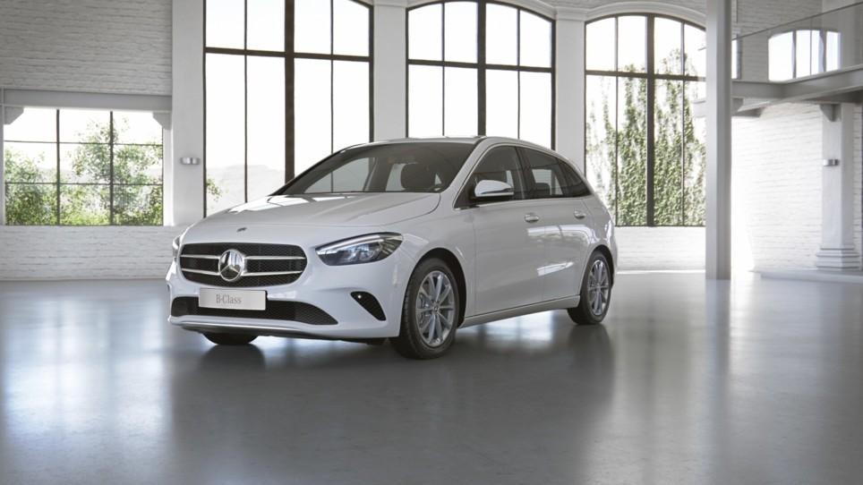 Mercedes-Benz B-Класс Хэтчбэк [[activeColor.Title]]