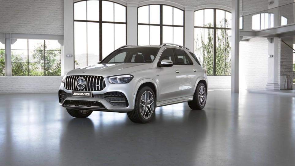 Mercedes-Benz GLE Внедорожник [[activeColor.Title]]