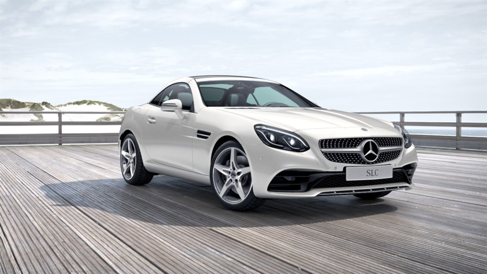 Mercedes-Benz SLC Родстер [[activeColor.Title]]