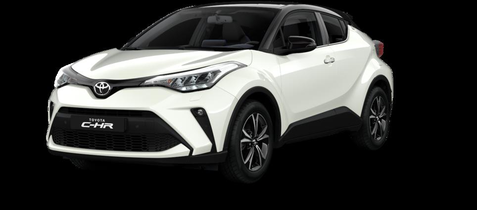 Toyota С-HR Внедорожник [[activeColor.Title]]