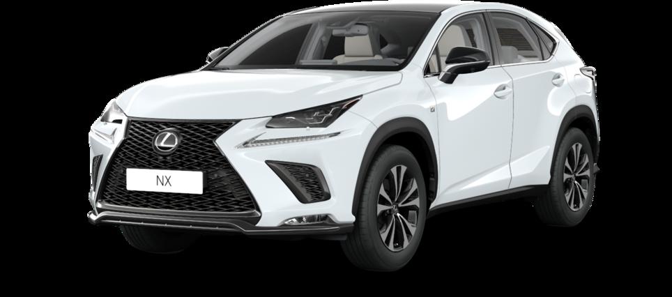 Lexus NX Внедорожник [[activeColor.Title]]