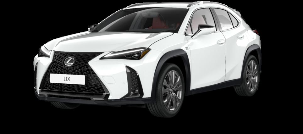 Lexus UX Внедорожник [[activeColor.Title]]