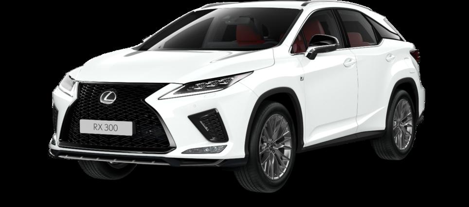 Lexus RX Внедорожник [[activeColor.Title]]