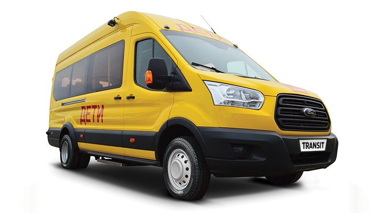FORD TRANSIT Микроавтобус [[activeColor.Title]]