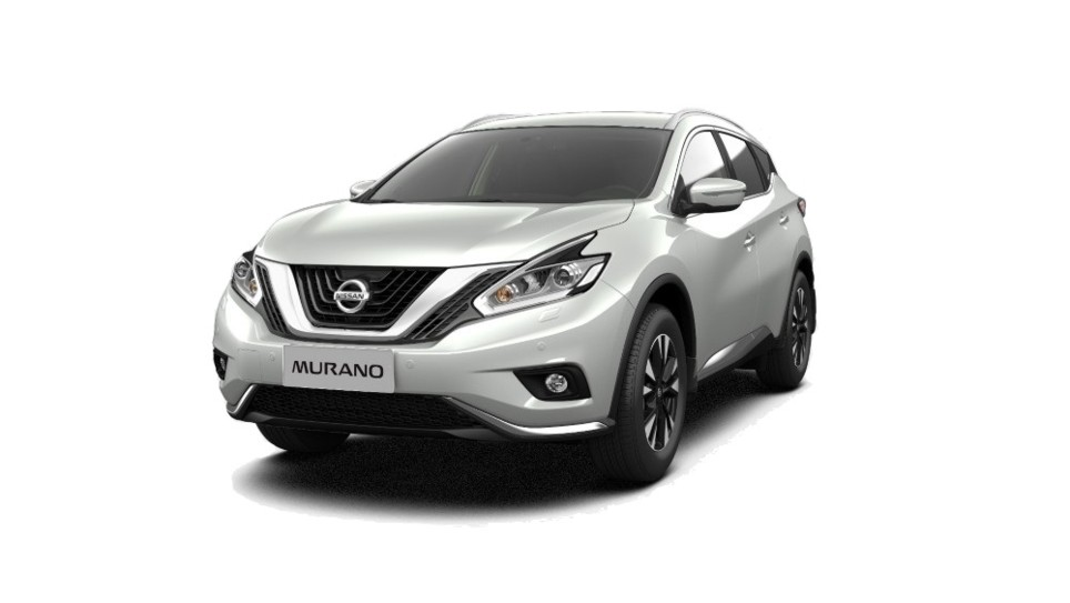 Nissan Murano Кроссовер [[activeColor.Title]]