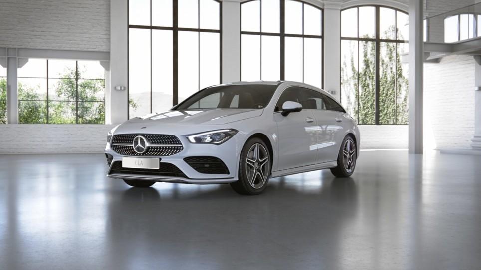 Mercedes-Benz CLA Универсал [[activeColor.Title]]