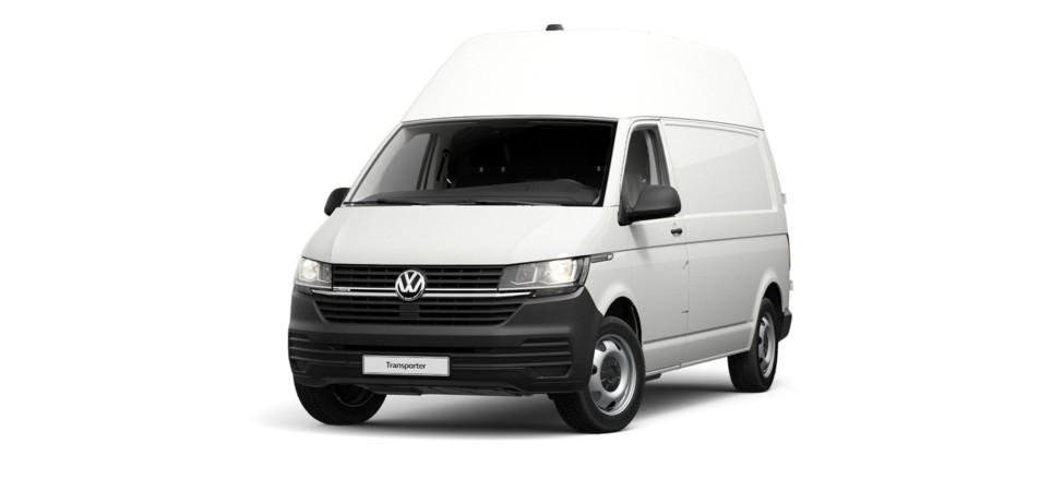 Volkswagen Transporter 6.1 Цельнометаллический фургон [[activeColor.Title]]
