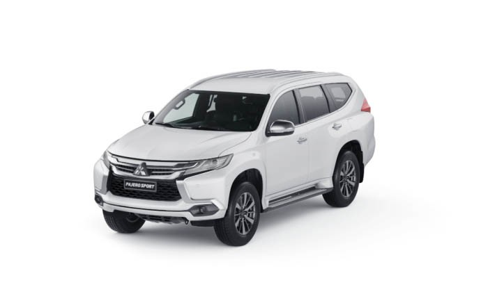 Mitsubishi PAJERO SPORT Внедорожник [[activeColor.Title]]